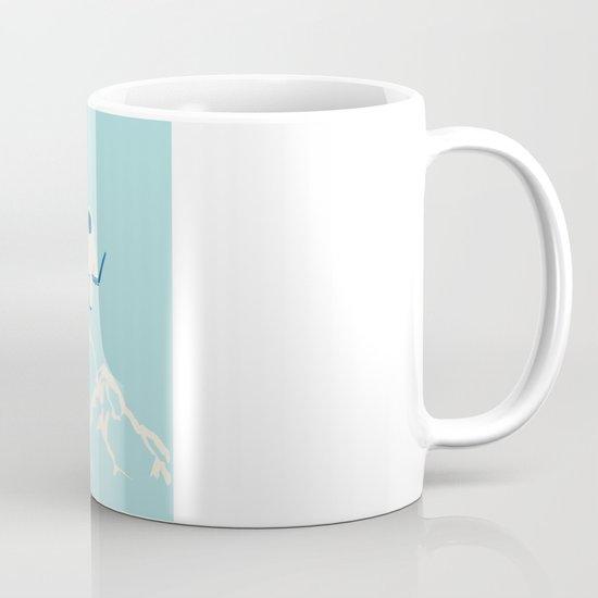 Hitchin' a Ride Mug