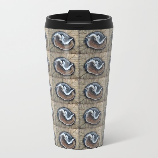 Cats rest Metal Travel Mug