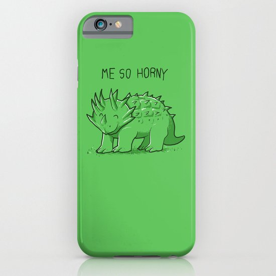 Me So Horny iPhone & iPod Case
