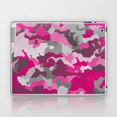 Pink and Gray camo 2 Laptop & iPad Skin