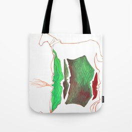 Double Pony Tote Bag