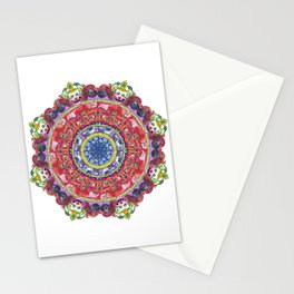 Wheel of Knowledge Stationery Cards