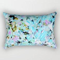 Finger Paint 2 Rectangular Pillow