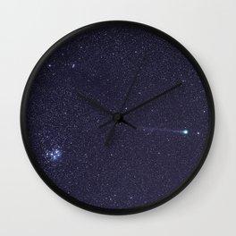 Comet Lovejoy Wall Clock