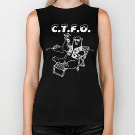 CTFO Bear Biker Tank