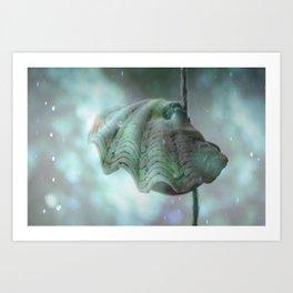 Seadust Art Print