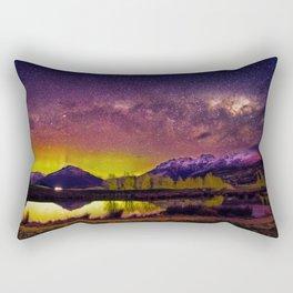 Aurora Australis Rectangular Pillow