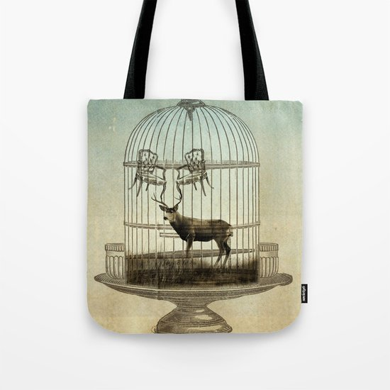stag chairs Tote Bag