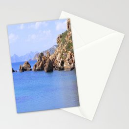 BLUE BLUE SEAS Stationery Cards