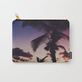Summer Night Sunset Carry-All Pouch