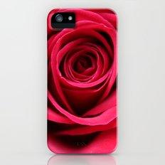 Rose iPhone (5, 5s) Slim Case