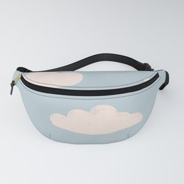 Head in the Clouds Fanny Pack