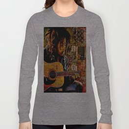 Don't worry about a thing Long Sleeve T-shirt
