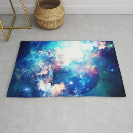 Space Eater Rug