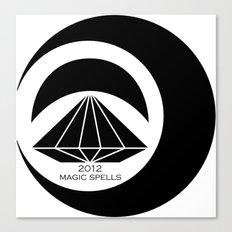 Magic Spells Canvas Print
