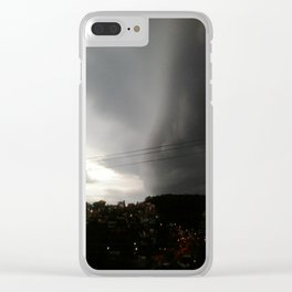 Prudence Clear iPhone Case