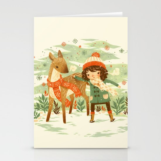 A Wobbly Pair Stationery Cards