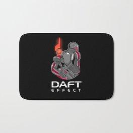 Daft Effect Bath Mat
