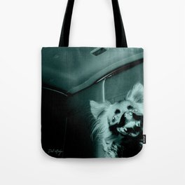 Gremlin Smile Tote Bag