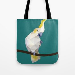 Cockatoo. Tote Bag