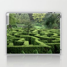 Garden Maze Laptop & iPad Skin