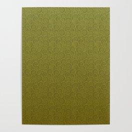 Mei Skin Chrysantemum Pattern Poster