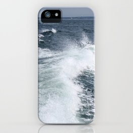 Boat Ride iPhone Case