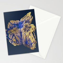 Mean Coral Stationery Cards