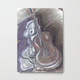 Art 101 Metal Print