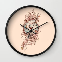 A Temporal Existence Wall Clock