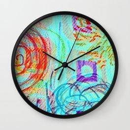 Dandilions Wall Clock
