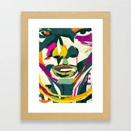 Meridiano Up Framed Art Print