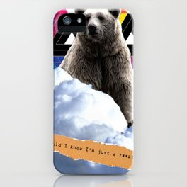 F**king Bear iPhone Case