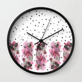 Sati Wall Clock