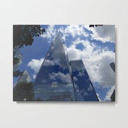Freedom Tower NYC Metal Print
