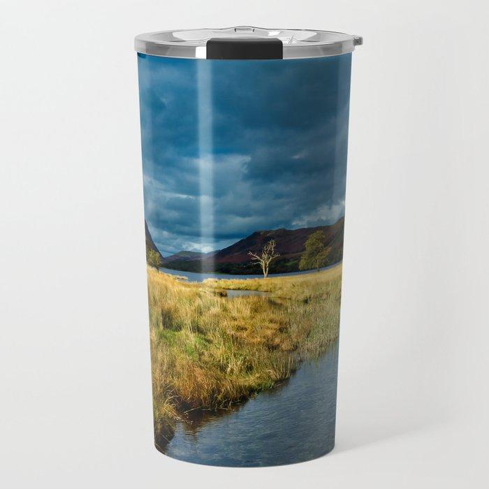 Buttermere landscape Travel Mug
