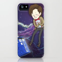 Doctor Who Love iPhone Case