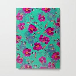 flowers / 72 Metal Print
