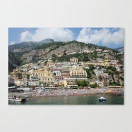 Positano, Italy Canvas Print