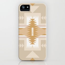 pink clay iPhone Case