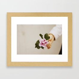for me Framed Art Print