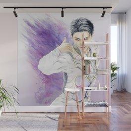 Yuzuru Hanyu - Let's go Crazy Wall Mural
