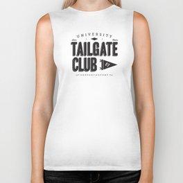 University Tailgate Club Biker Tank