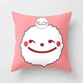 sashani 21 Throw Pillow