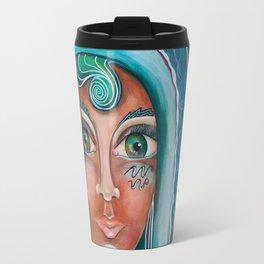 LADY OF LOURDES Travel Mug