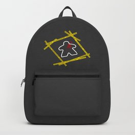 Dead Meeple Crime Scene Backpack
