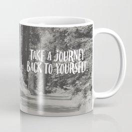 take a journey Coffee Mug