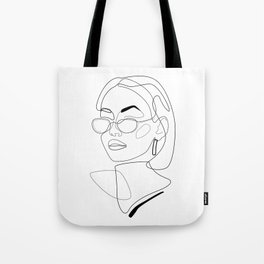 90s Look Tote Bag