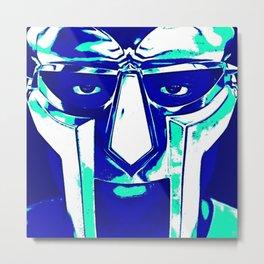 MF Doom - Society6 90 Levels Of MF DOOM Art - Hip Hop BLM 8A Metal Print