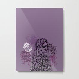 Marine - Jolie Fleur Metal Print